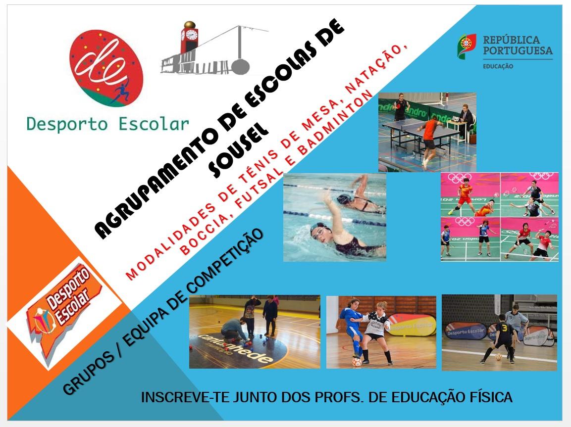 Desporto Escolar 2021-2022
