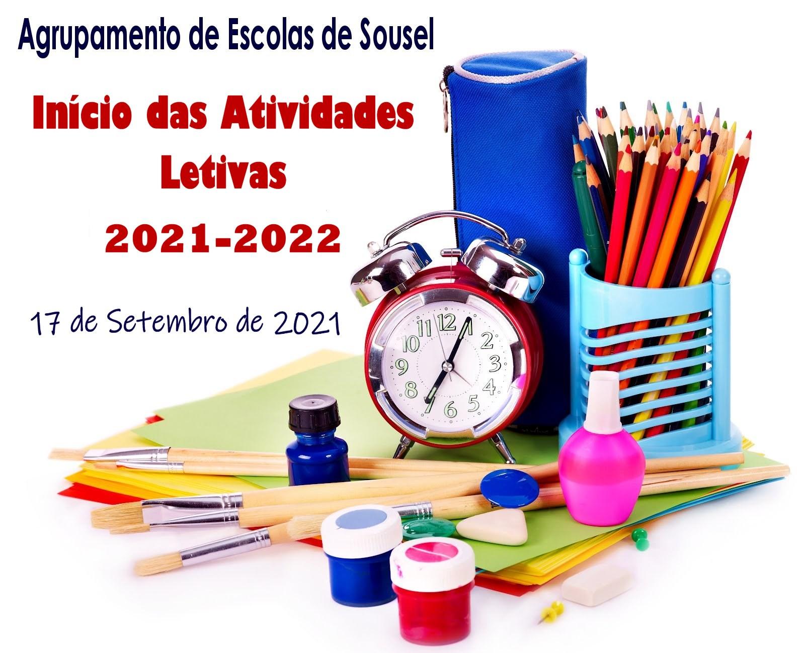 Ano Letivo 2021-2022